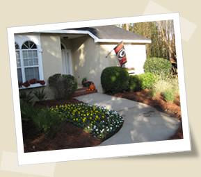 Design by Georgia Landscapes, Inc.